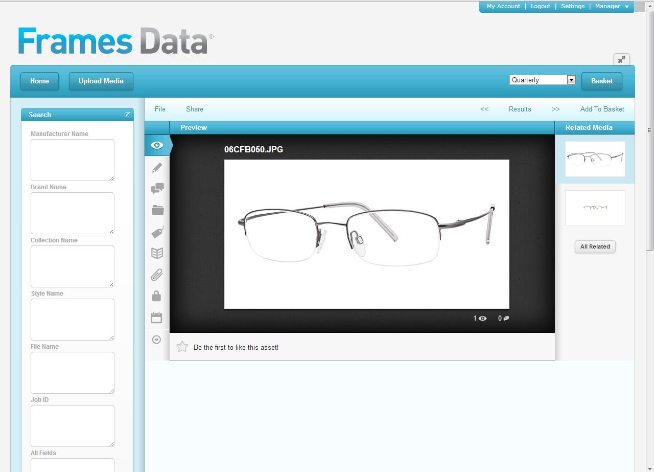Digital Asset Management Consulting for Frames Data   DPCI