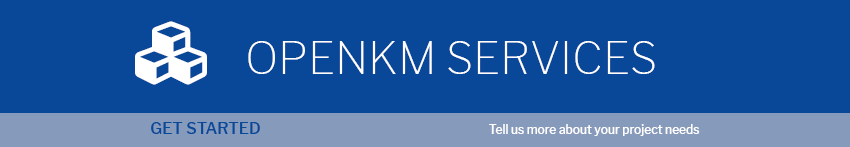 Request for OpenKM Services