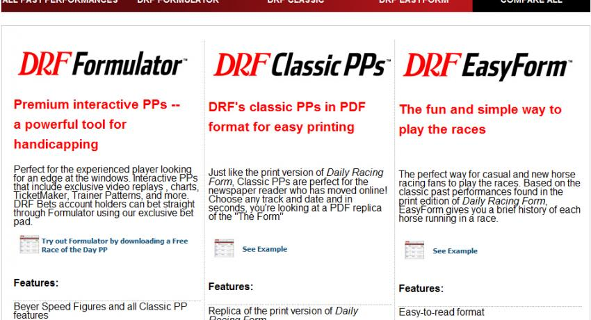 Drupal Consulting For The Daily Racing Form  Dpci