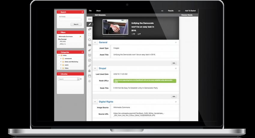 Digital Asset Management Consulting for Render Media | DPCI